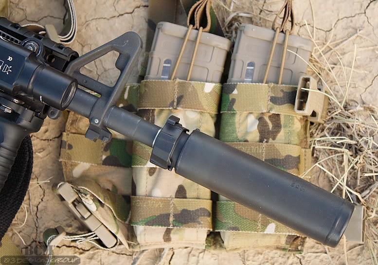 ARMSLIST - For Sale/Trade: AR 15/Suppressor