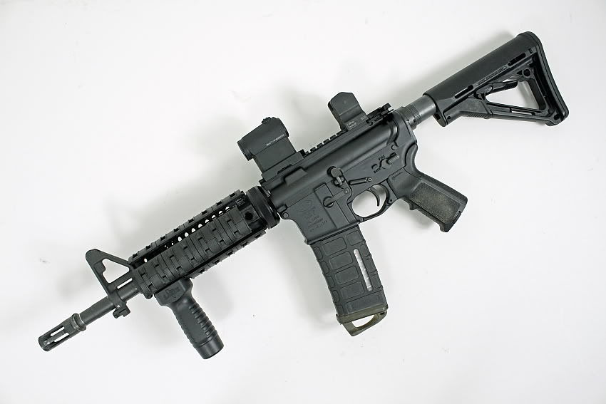 AR15 Sound Suppressor Selection [2008] - 03DESIGNGROUP